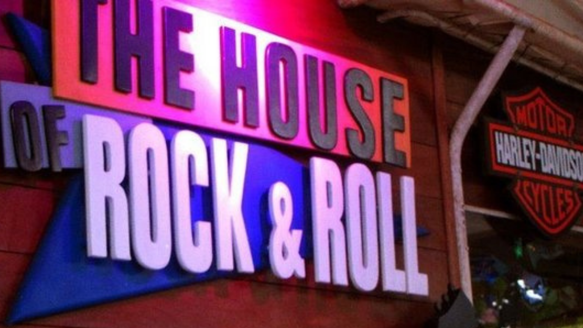 The House of Rock and Roll – Búzios